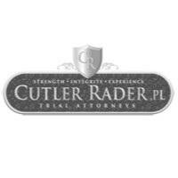 Trustee Member Logo Cutler Rader P.L. Trial Attorneys