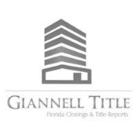Parkland Chamber of Commerce Trustee Member Logo Giannell Title