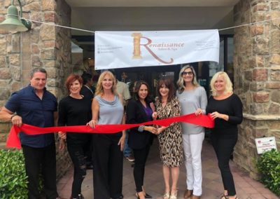 Parkland Chamber April 4th Renaissance Spa and Salon 10 Year Celebration (1)