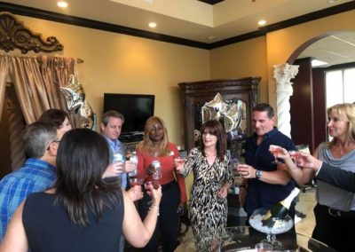 Parkland Chamber April 4th Renaissance Spa and Salon 10 Year Celebration