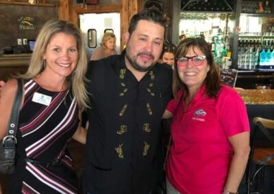 Parkland Chamber of Commerce April 17th Happy Hour Little Havana Parkland (10)