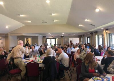 Lunch with Broward Sheriff Office April 24th 2019 (14)