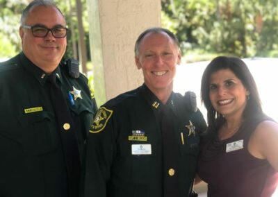 Lunch with Broward Sheriff Office April 24th 2019 (18)