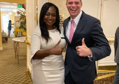 Breakfast with Guest Speaker, Marty Kiar, Broward County Property Appraiser Parkland Chamber October 29 2019 (1)