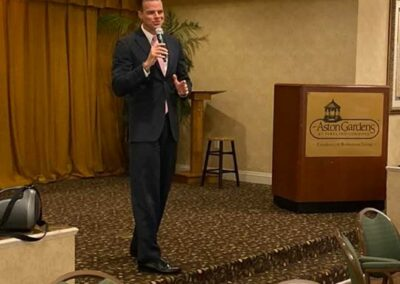 Breakfast with Guest Speaker, Marty Kiar, Broward County Property Appraiser Parkland Chamber October 29 2019 (10)