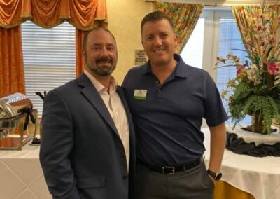 Breakfast with Guest Speaker, Marty Kiar, Broward County Property Appraiser Parkland Chamber October 29 2019 (13)