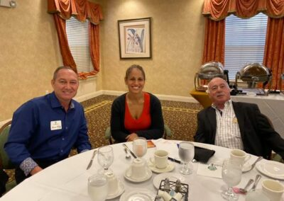 Breakfast with Guest Speaker, Marty Kiar, Broward County Property Appraiser Parkland Chamber October 29 2019 (14)