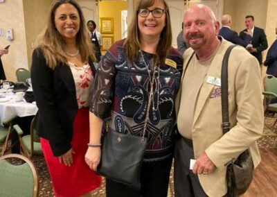 Breakfast with Guest Speaker, Marty Kiar, Broward County Property Appraiser Parkland Chamber October 29 2019 (15)