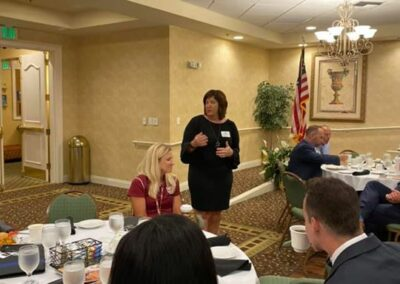 Breakfast with Guest Speaker, Marty Kiar, Broward County Property Appraiser Parkland Chamber October 29 2019 (4)