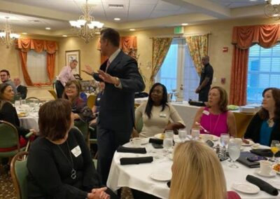 Breakfast with Guest Speaker, Marty Kiar, Broward County Property Appraiser Parkland Chamber October 29 2019 (5)
