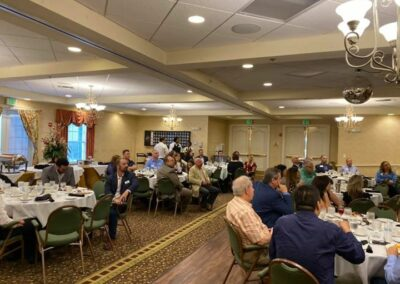 Breakfast with Guest Speaker, Marty Kiar, Broward County Property Appraiser Parkland Chamber October 29 2019 (7)