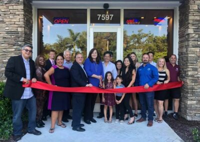 One Year Anniversary of Noire The Nail Bar October 3 2019 Parkland Chamber (2)