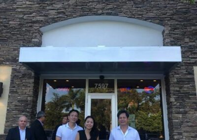 One Year Anniversary of Noire The Nail Bar October 3 2019 Parkland Chamber (3)