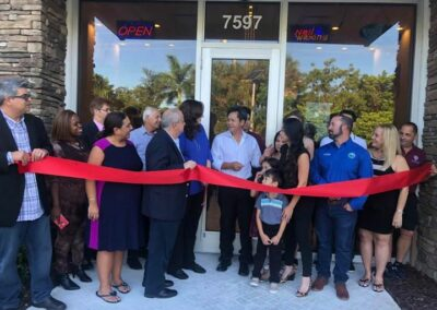 One Year Anniversary of Noire The Nail Bar October 3 2019 Parkland Chamber (4)
