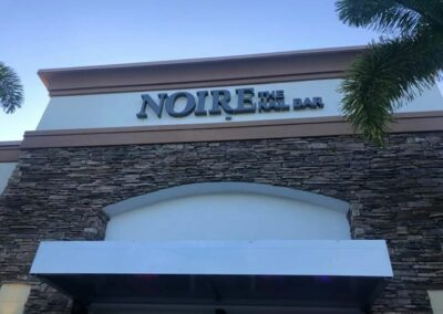 One Year Anniversary of Noire The Nail Bar October 3 2019 Parkland Chamber (7)