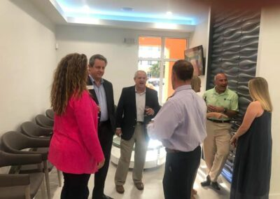 Parkland Chamber Ribbon Cutting for Carmona Smiles August 27 2019 (12)