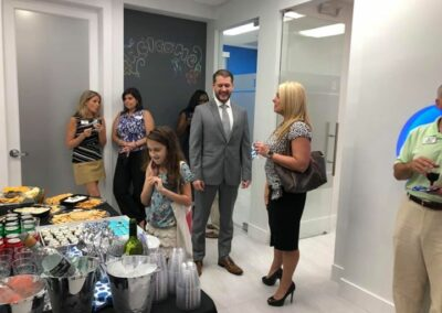 Parkland Chamber Ribbon Cutting for Carmona Smiles August 27 2019 (13)