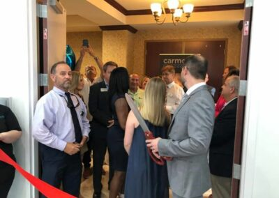 Parkland Chamber Ribbon Cutting for Carmona Smiles August 27 2019 (14)