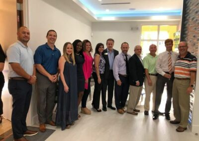 Parkland Chamber Ribbon Cutting for Carmona Smiles August 27 2019 (15)