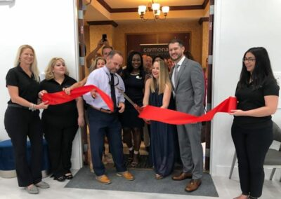 Parkland Chamber Ribbon Cutting for Carmona Smiles August 27 2019 (16)
