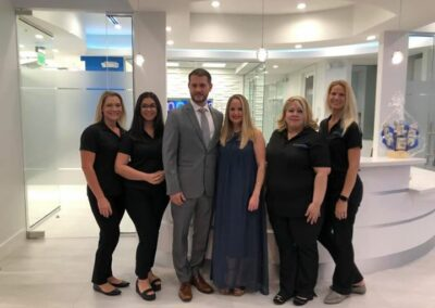 Parkland Chamber Ribbon Cutting for Carmona Smiles August 27 2019 (20)