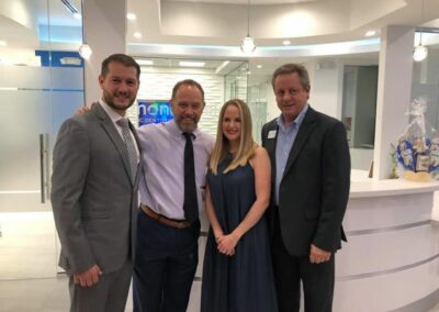 Parkland Chamber Ribbon Cutting for Carmona Smiles August 27 2019 (21)