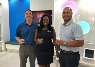 Parkland Chamber Ribbon Cutting for Carmona Smiles August 27 2019 (6)