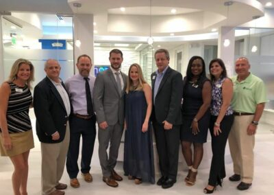 Parkland Chamber Ribbon Cutting for Carmona Smiles August 27 2019 (8)