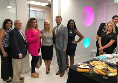 Parkland Chamber Ribbon Cutting for Carmona Smiles August 27 2019 (9)