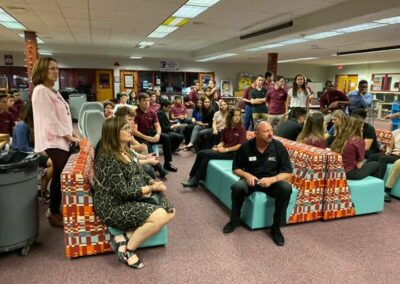 Parkland Chamber and DECA Business Partner Night October 15 2019 (1)