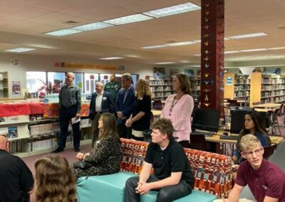 Parkland Chamber and DECA Business Partner Night October 15 2019 (2)