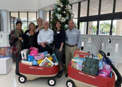 Broward Health Coral Springs Toy Donation Dec 11th (2)