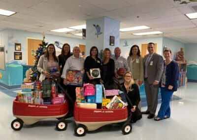 Broward Health Coral Springs Toy Donation Dec 11th (3)