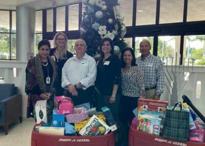 Broward Health Coral Springs Toy Donation Dec 11th (4)